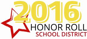 CBEE Honor Roll District logo