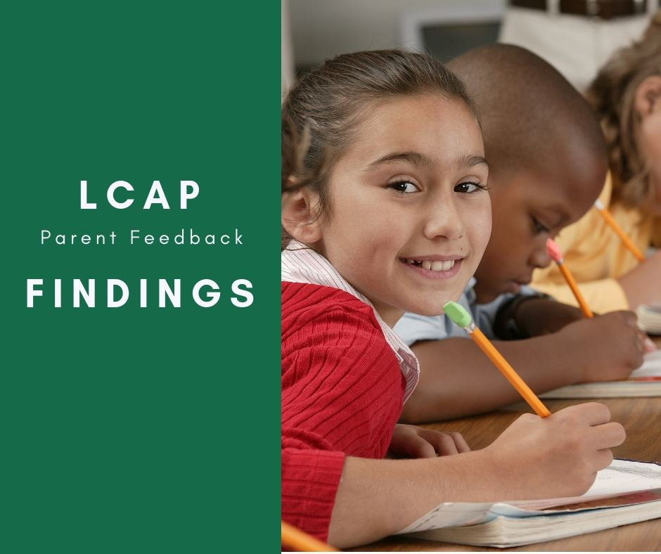 LCAP Parent Survey Summary of Findings
