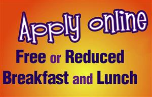 free and reduced meals graphic