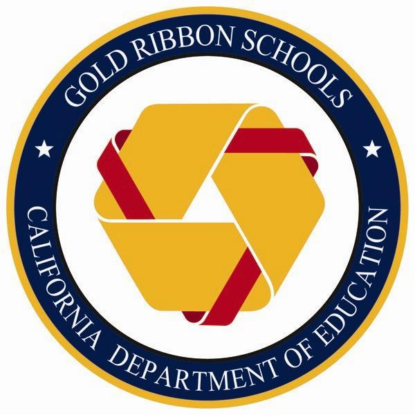 Shivela Middle School Wins California Gold Ribbon Award