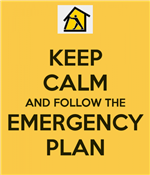 keep calm follow the plan