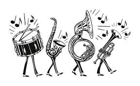 Want to play an instrument and join the WSMS Band?  Fill out the application.