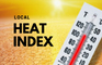 Local heat index picture