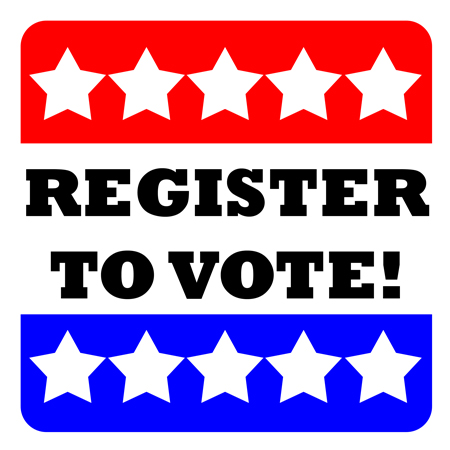 Voter Registration: Pre-Register to Vote Today!