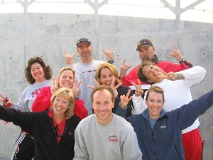 Physical Education Staff
