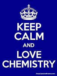 Keep Calm and Love Chem