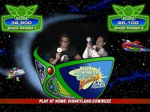 This is my favorite ride at Disneyland!