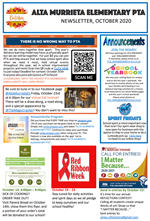 PTA October Newsletter