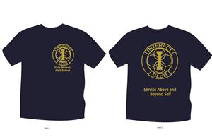 Interact shirt