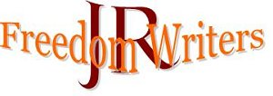 Jr. Freedom Writers Logo