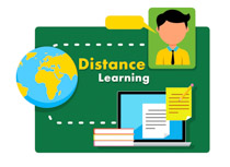 Distance Learning Home Page for Buchanan