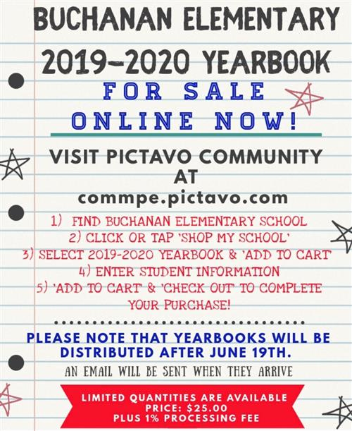 Buy a Yearbook Online!