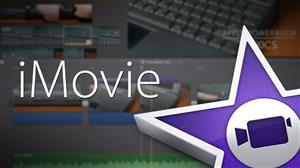 iMovie Apple Video Editing Software Logo