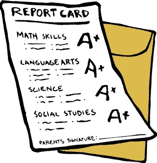 Understanding new elementary report cards