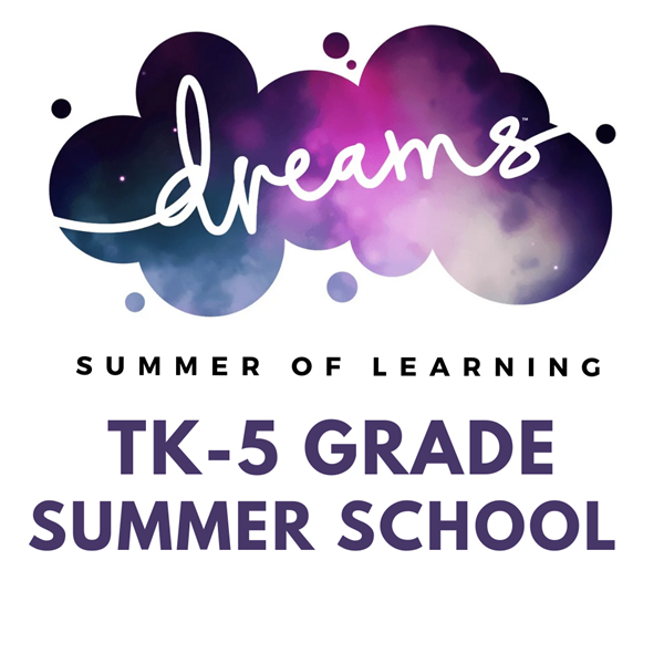 TK-5 Summer of Learning