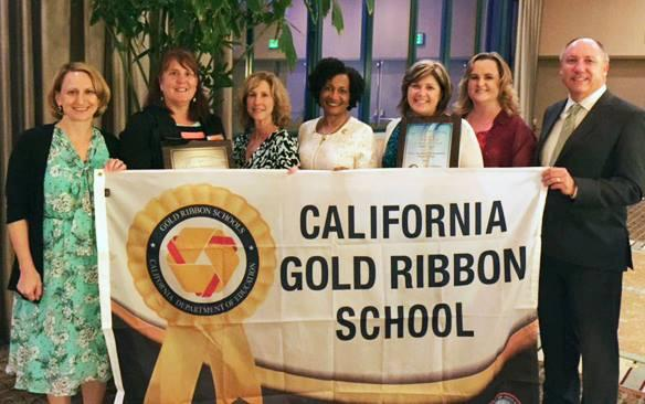 Click here for information about E. Hale Curran being a California Gold Ribbon School
