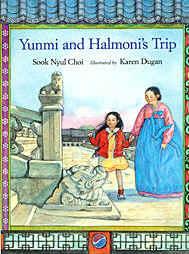Yunmi and Halmoni