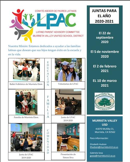 Spanish Version LPAC