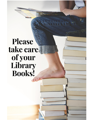 Please Take Care of Books