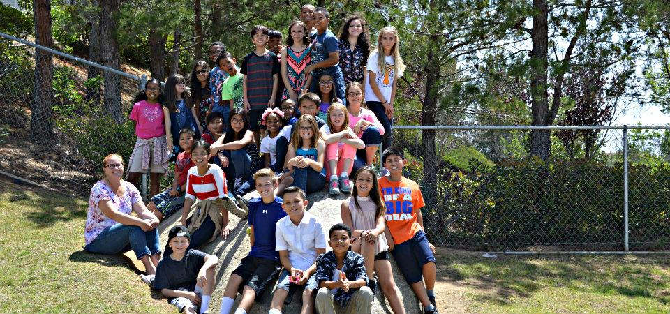 Photo of E. Hale Curran Elementary School - Murrieta, CA, United States