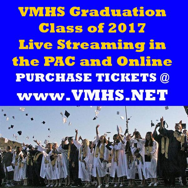 Click here to view 2017 Graduation Ceremony virtual ticket information