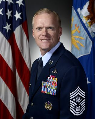 CMSGT James A. Cody