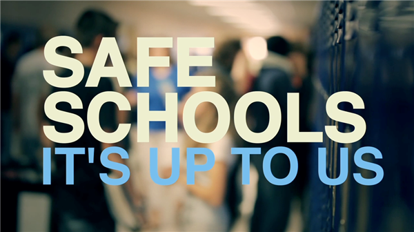 Safe Schools Logo - click for information