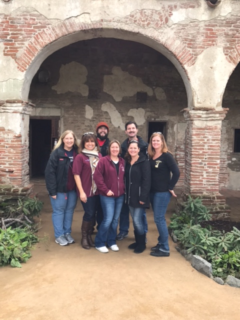 4th grade teachers at the Mission